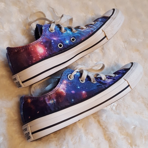 0dac9de58d Converse Shoes - Converse Chuck Taylor All Star galaxy space low